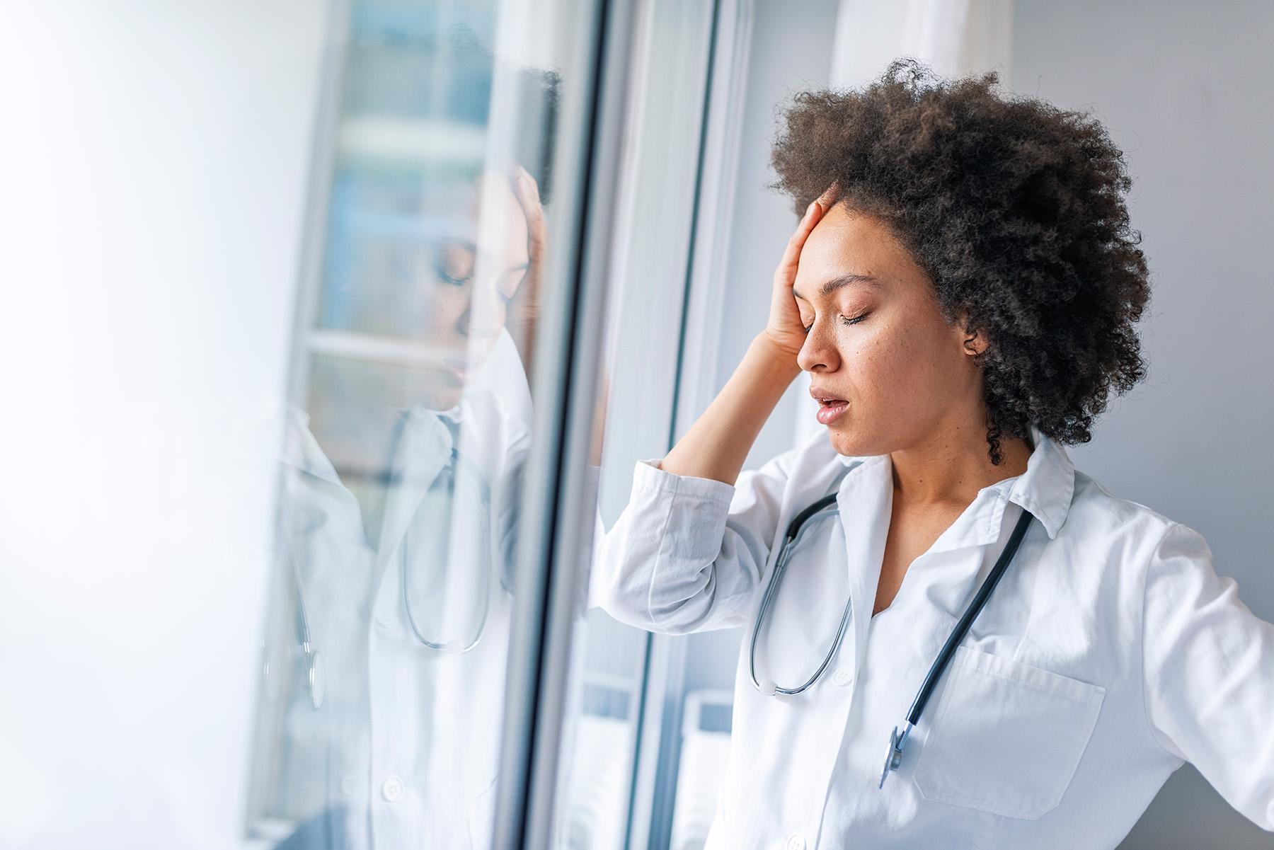 Burnout Arzt