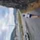 Morgenlauf in Norwegen