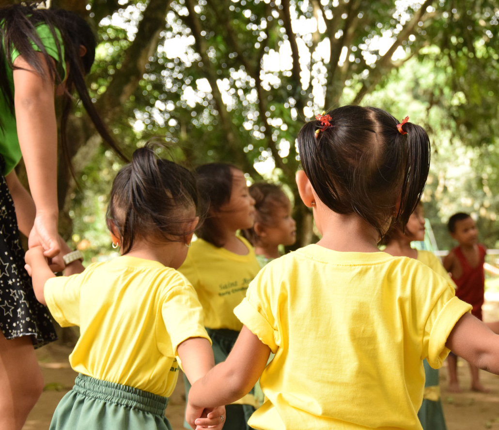 Freiwilligendienst in der Vorschule